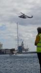 Helikopterdemonstartioner i Las Palmas